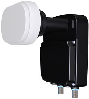 INVERTO TWIN-MONOBLOCK LNB