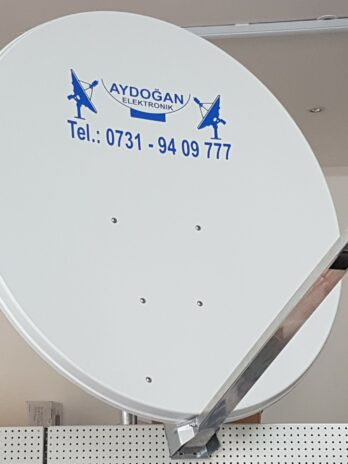 Gibertini Alu Sat-Antenne 100cm